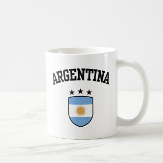 La Argentina Taza