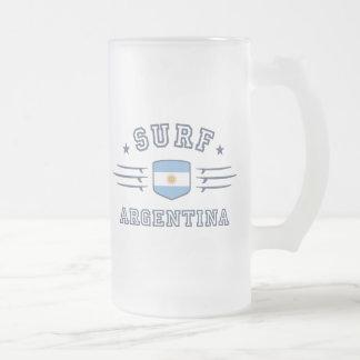 La Argentina Taza De Cristal