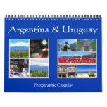 la Argentina Uruguay Calendario