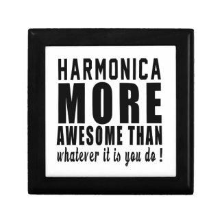 La armónica más impresionante que lo que es usted caja de regalo