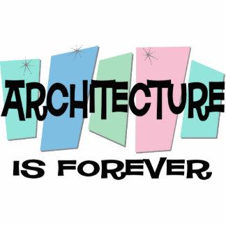 La arquitectura es Forever Esculturas Fotograficas