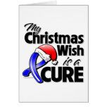La artritis mi deseo del navidad es una curación felicitacion