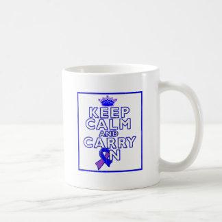 La artritis reumatoide guarda calma y continúa tazas de café
