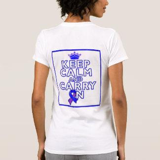 La artritis reumatoide guarda calma y continúa camiseta