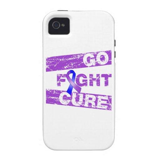La artritis reumatoide va curación de la lucha iPhone 4/4S funda