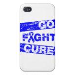 La artritis va curación de la lucha iPhone 4/4S carcasas