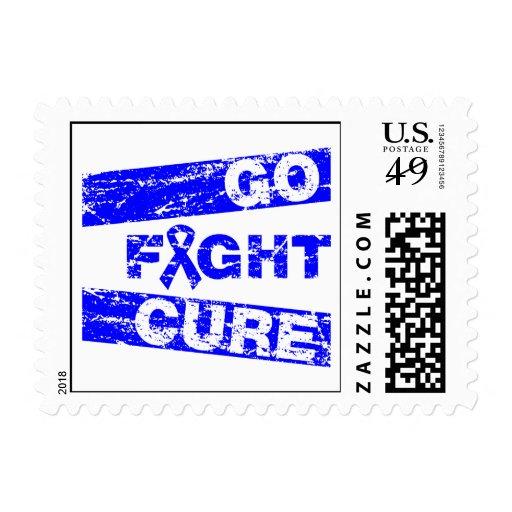 La artritis va curación de la lucha sello