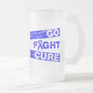 La artritis va curación de la lucha tazas de café