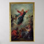 La ascensión, 1721 póster