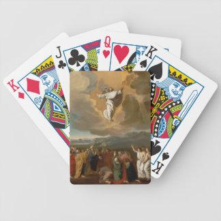 La ascensión baraja cartas de poker
