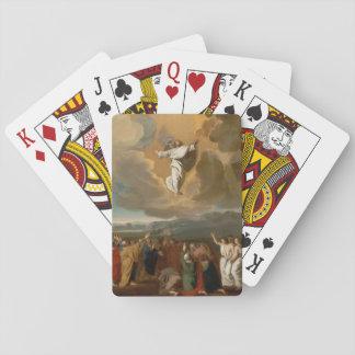 La ascensión cartas de póquer