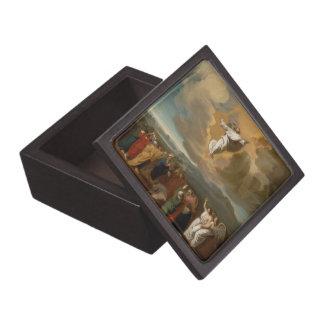 La ascensión caja de regalo de calidad