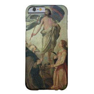 La ascensión de Cristo, 1595 (aceite en el panel) Funda De iPhone 6 Barely There