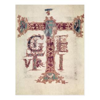La ascensión de Cristo 2 Tarjetas Postales