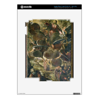 La ascensión de Cristo (fresco) iPad 3 Pegatina Skin
