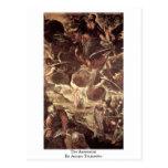 La ascensión de Jacopo Tintoretto Postal