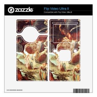 La ascensión por Tintoretto Skins Para Flip Ultra II