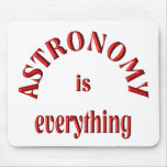 La astronomía es todo tapete de ratones