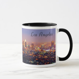 LA at  Night Mug