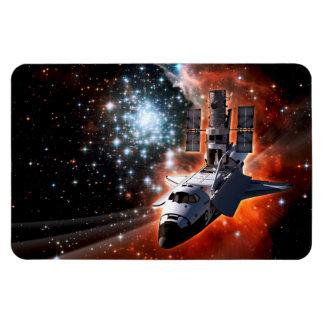 La Atlántida con Hubble Iman De Vinilo