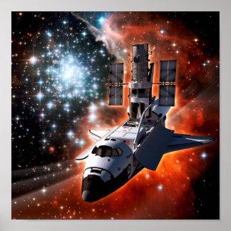 La Atlántida con Hubble Impresiones