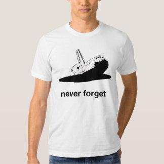 La Atlántida - nunca olvide Playeras