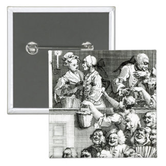 La audiencia de risa, 1733 pin