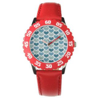 La autorización rica agradable elogia relojes de mano
