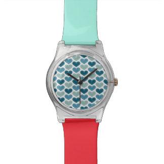 La autorización rica agradable elogia relojes de pulsera