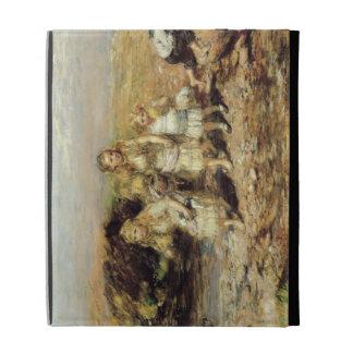 La aventura, 1883 (aceite en lona)