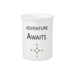 La aventura aguarda el Wee uno Jarron