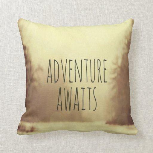 La aventura aguarda la almohada II
