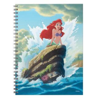 La aventura de Ariel el | comienza con usted Cuaderno
