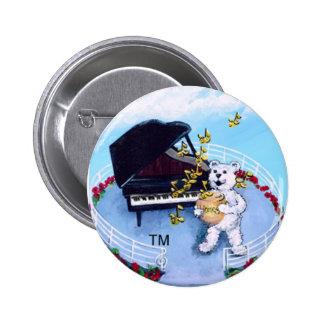 La aventura del piano lleva el botón pin