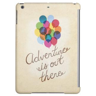 La aventura está hacia fuera allí encima de la