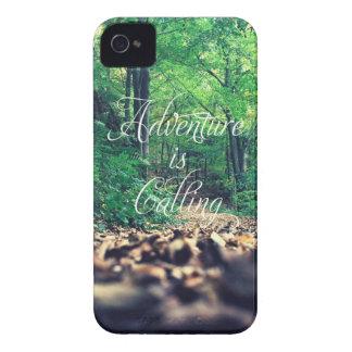 La aventura está llamando carcasa para iPhone 4 de Case-Mate