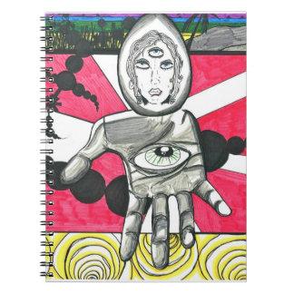 LA Awakening Notebook
