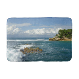 La Badie Seascape Bathroom Mat
