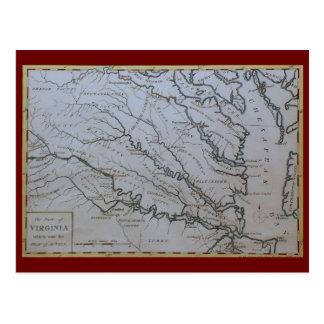 La bahía de Chesapeake Postal