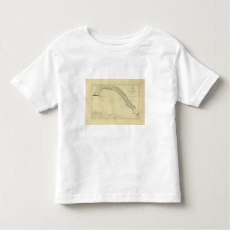 La bahía de Drake, California Camisas
