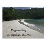 La bahía de Magen, St Thomas Postal