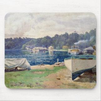 La bahía de Mosman, Sydney Tapetes De Raton