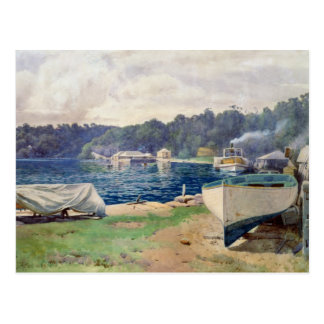 La bahía de Mosman, Sydney Postales