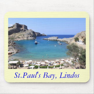 La bahía de San Pablo, Lindos Tapete De Raton