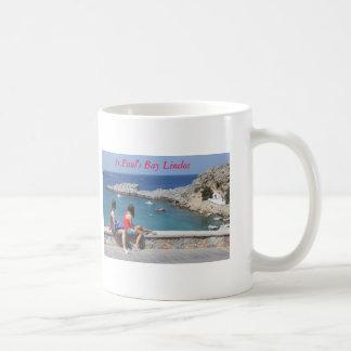 La bahía de San Pablo, Lindos Tazas De Café