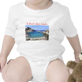 La bahía de San Pablo, Lindos Traje De Bebé