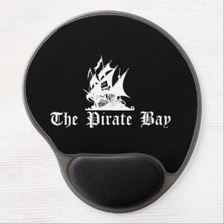 La bahía del pirata alfombrilla gel