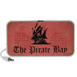 La bahía del pirata altavoz de viaje