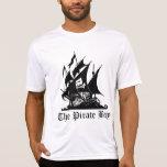 La bahía del pirata - camiseta de alta calidad