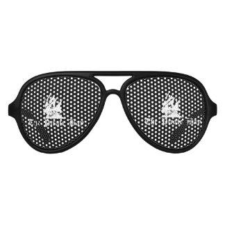 La bahía del pirata lentes de fiesta